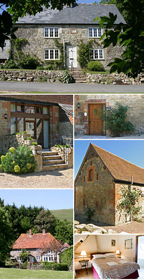 Self Catering Barns & Cottages