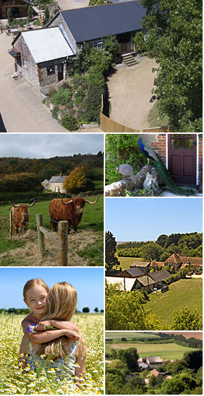 Mersley Farm - Isle of Wight